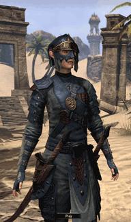 Sample Mercenary Armor