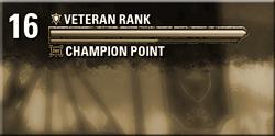 Veteran Rank 16!