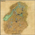 Bangkorai Vampire Locations