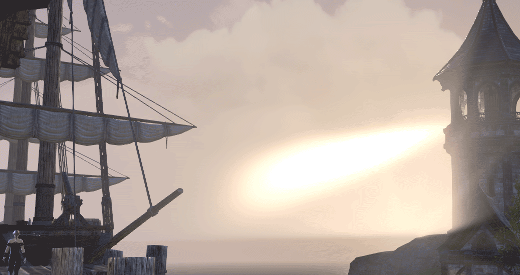 Daggerfall docks