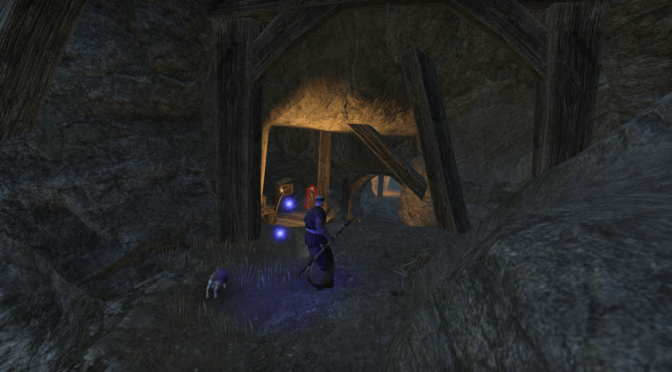 ESOTU Delve: Old Sord's Cave