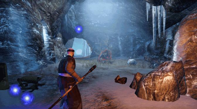 ESOTU Delve: Frigid Grotto