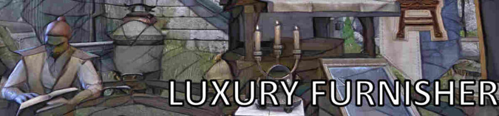 eso luxury furnisher zanil theran