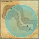 map - echoing hollow ruins