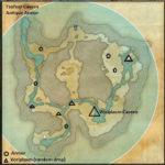 map tsofeer cavern antique armor