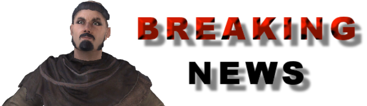BREAKING NEWS ALERT!