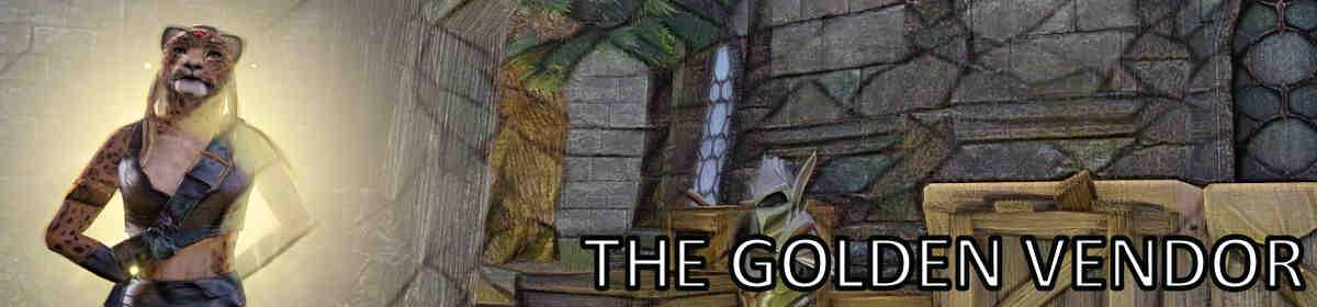 ESO GOLDEN VENDOR ITEMS – 2021/09/24