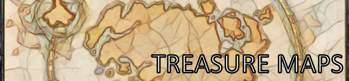 ESO Treasure Map Compendium